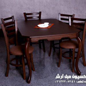 میز نهار خوری ایتالیایی